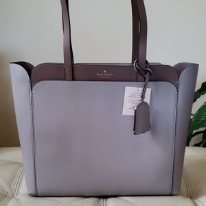 Kate Spade Magnolia Street MD Double Pocket Tote